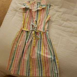 Carter's Girl's Belted Dress